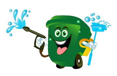 Wheelie bin cleaning in buntingford